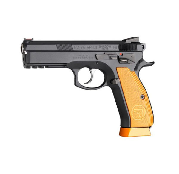PISTOLET CZ 75 SP01 SHADOW ORANGE BERNIZAN