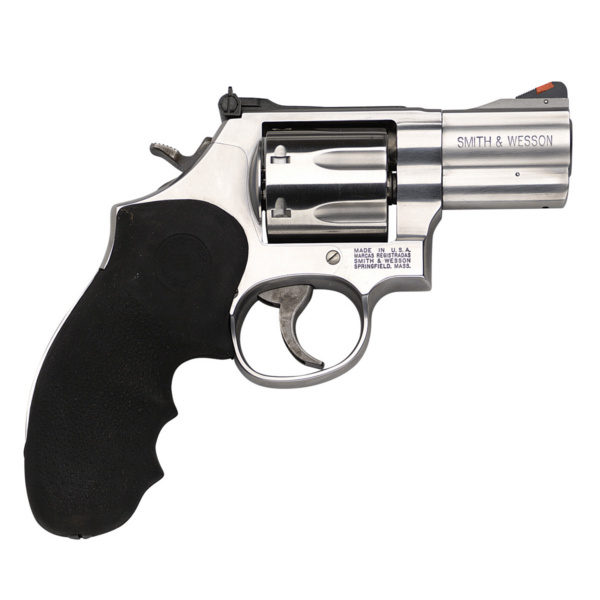 REVOLVER SMITH & WESSON 686 PLUS BERNIZAN