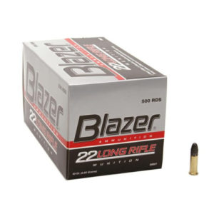BLAZER Munitions 22 Long Rifle BERNIZAN