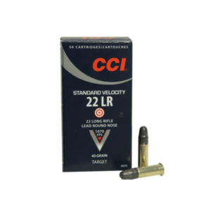 CCI Munitions 22 Long Rifle bernizan