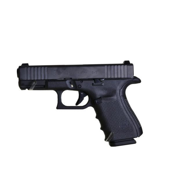 Pistolet d'occasion GLOCK 19 FS GEN 4 BERNIZAN