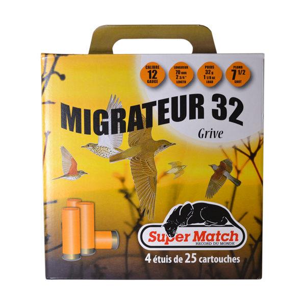 SUPER MATCH Pack MIGRATION Cal.12X70 BERNIZAN