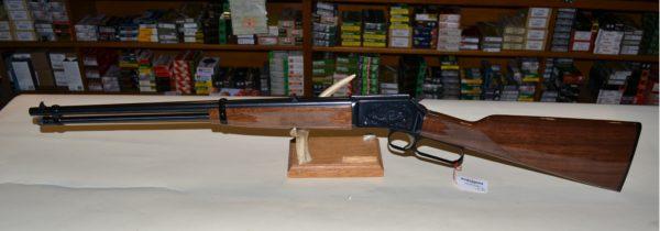 BROWNIN BL22 carabine sous garde 22lr armurerie bernizan