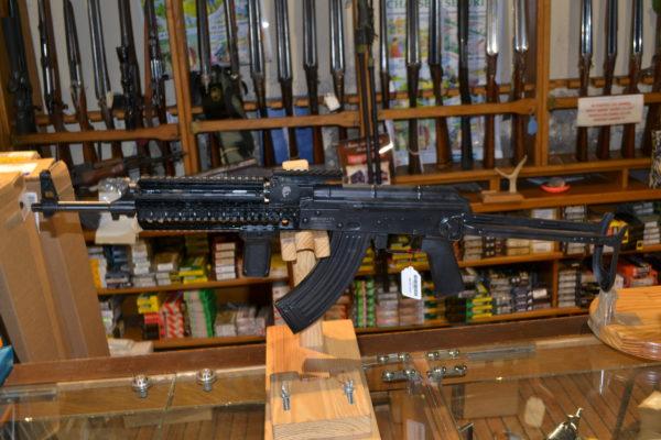 AKS 47s SDM BERNIZAN