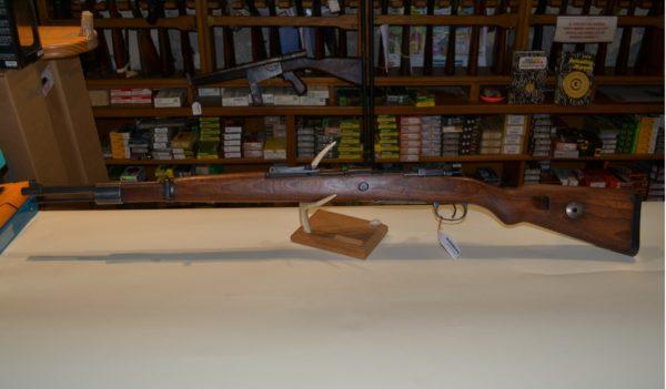 Occasion Mauser K 98 ETS BERNIZAN