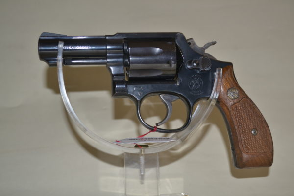 SMITH & WESSON MOD 13 ETS BERNIZAN