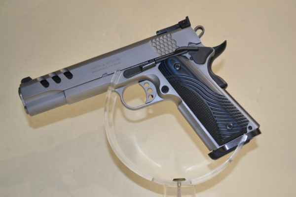SMITH & WESSON 1911 45ACP REMURERIE BERNIZAN