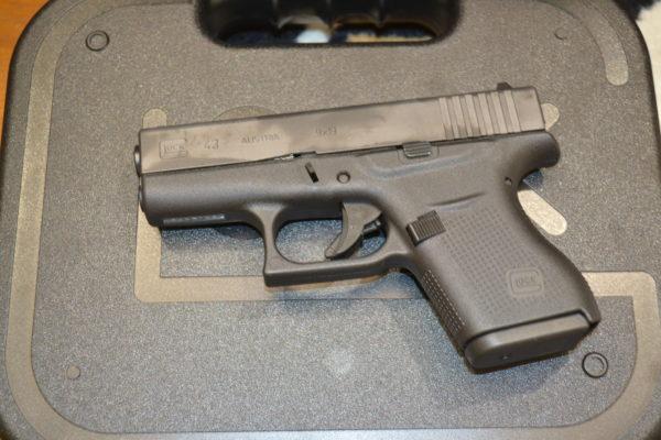 glock 43 ets BERNIZAN