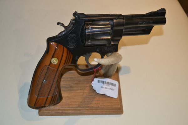 smith & wesson357mag highway patrolman ETS BERNIZAN