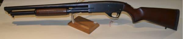 fusil a pompe -armurerie BERNIZAN -Savage model 69 RXL
