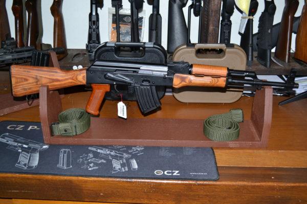 AK 47 WBP ARMURERIE BERNIZAN