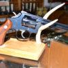 Revolver SMITH & WESSON Mod 17 k22 armurerie BERNIZAN