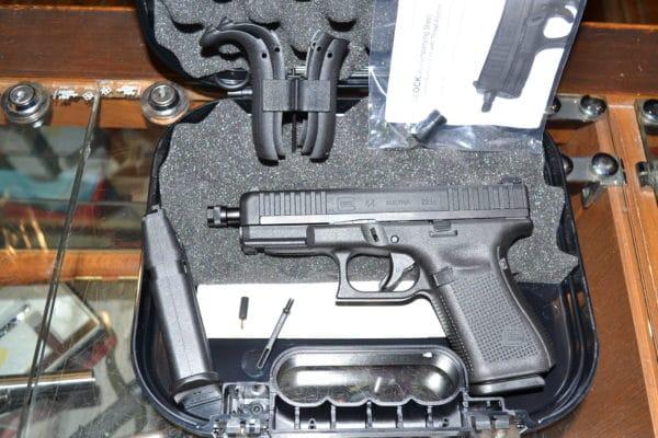 glock 44 22lr armurerie bernizan