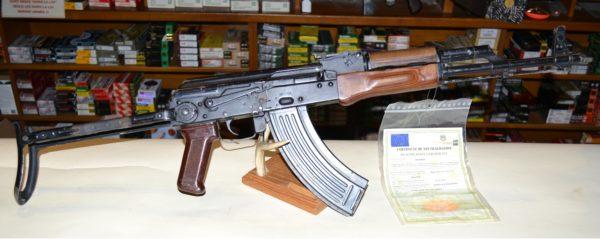 AK47 NEUTRALISé ARMURERIE BERNIZAN