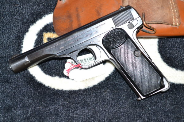 BROWNING FNH PIST.M1910/22 CAL 7.65